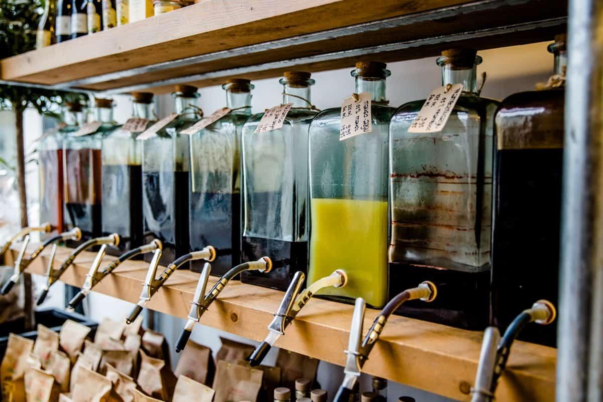 deli-verte olijfolie